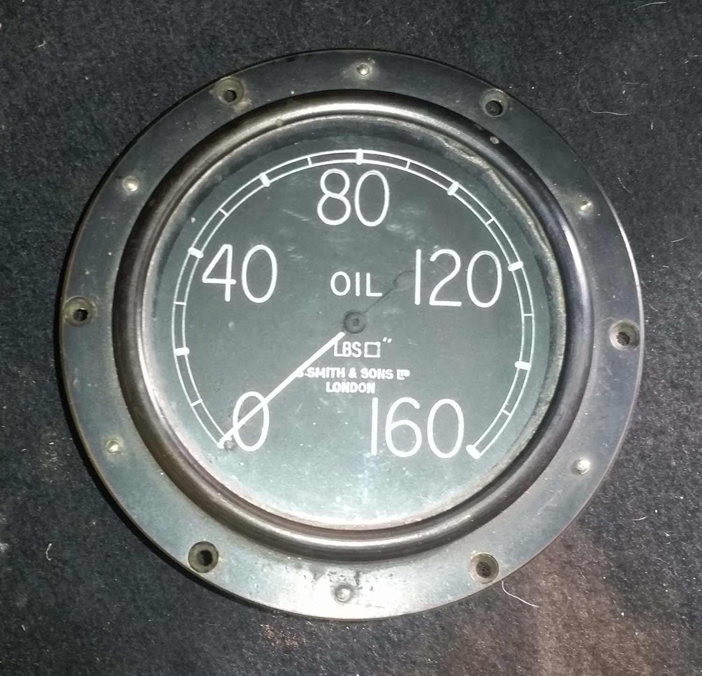 Aircraft oil pressure temperature gauge the best and latest oil temperature gauges from aircraft spruce altavistaventures Images